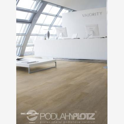 Vinylová podlaha - Gerflor Creation 55 Clic HONEY OAK 0441