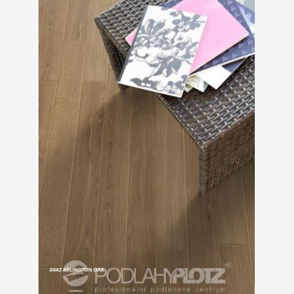 Vinylová podlaha - Gerflor Creation 55 Clic MILINGTON OAK 0442