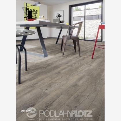 Vinylová podlaha - Gerflor Creation 55 Clic RANCH 0456