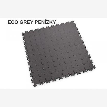 PVC dlažba Fortelock Industry ECO grey