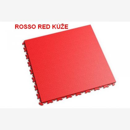 PVC dlažba Fortelock Invisible rosso red