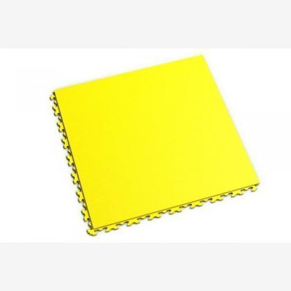 PVC dlažba Fortelock Invisible yellow